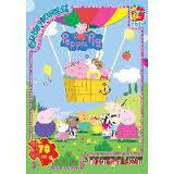 """PP015 Пазли ТМ """"G-Toys"""" із серії """"Свинка Пеппа"""", 70 елементів (шт.)"""