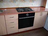 Кухня с фасадами Постформинг, фото 1