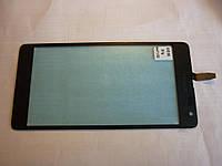 Тачскрин для Microsoft 535 Lumia Dual Sim (RM-1090) (CT2S1973FPC-A1-E), черный