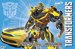 """Підкладка настільна """"Kite"""" """"Transformers"""" 60x40см TF15-212K"""