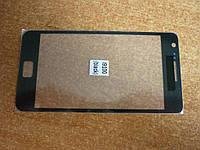 Стекло Samsung i9100 Galaxy S II (black)