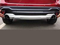 Накладка на задний бампер Mazda CX 5