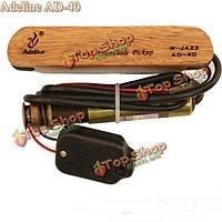 Аделина w джаз ад-40 Вуди акустическая гитара активных ядровым отверстием пикап