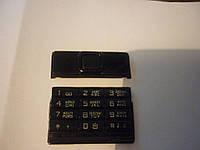 Клавиатура Nokia 8800 Arte Sapphire, чёрная