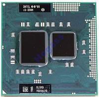 Процессор для ноутбука Intel CPU Core i3-330M SLBMD
