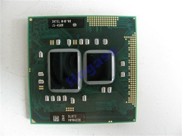 Процессор для ноутбука CPU Intel i5-540M SLBTZ