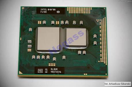 Процессор для ноутбука Intel Pentium P6100 SLBUR, фото 2