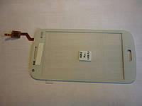 Тачскрин для Samsung i8260 Galaxy Core/i8262, белый, оригинал (Китай)