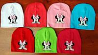 Детская шапка на весну (микки. adidas, nike, и др. )