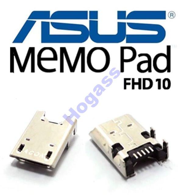 Разъем гнездо micro USB Asus ME102A ME180A Orig.