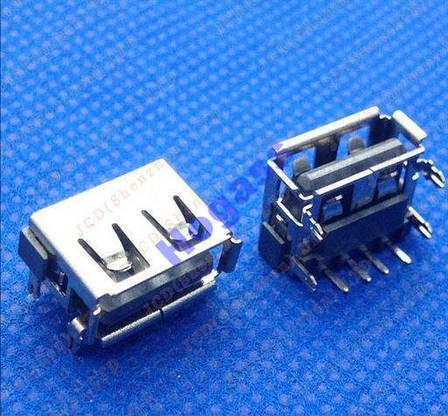 USB Разъем гнездо Lenovo G550 G550A G550G G550M - разем, фото 2