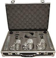 Комплект барабанных микрофонов M-PRO DS-5, фото 1