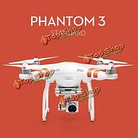 DJI Phantom 3 Standard FPV с 12MP камера снимает видео 2.7K RC РУ Квадрокоптер RTF