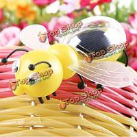 Солнечная пчелка энергосберегающая модель игрушка детей преподавания весело насекомых игрушка в подарок