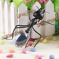Солнечные муравей энергосберегающая модель игрушка детей преподавания весело насекомых игрушка в подарок