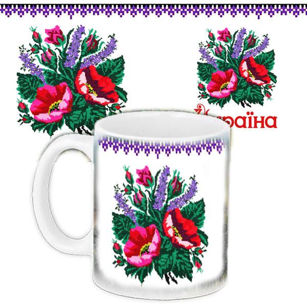 Чашка Мальва Украина