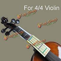 1шт гриф скрипки диаграмма наклейка для 4/4 3/4 1/2 1/4 1/8 скрипка