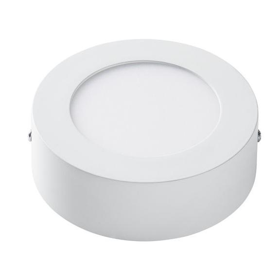 Светодиодный светильник Lezard  6W 4200К (Ø120) круглый накладной