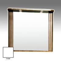 Зеркальный шкаф для ванной комнаты с диодной подсветкой от производителя Буль-Буль модель ШЗ-Сarla