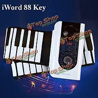 Iword 88 ключ профессиональный закатать фортепиано с миди клавиатуры