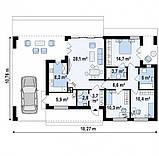 Проект Дома № 3,5, фото 2