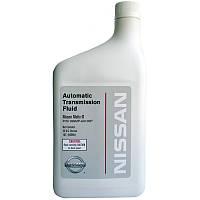Масло трансмиссионное NISSAN Matic Fluid - D 0,946L