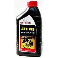 Масло трансмиссионное TOYOTA ATF WS 0,946L