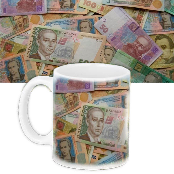 Кружка Банкноти