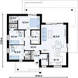 Проект Дома № 3,7, фото 6