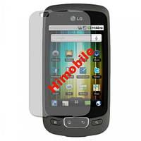Защитная пленка на экран для LG P500 / P503