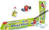Зубная паста Mega Mint KIDS Forest Berries