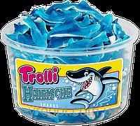 Жевательные конфеты Trolli Акулы 1200г