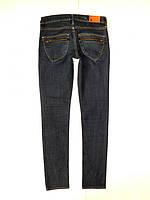 Стильные темные джинсы скинни H&M №136