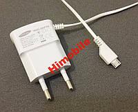 Сетевая зарядка Samsung Micro usb ETA0U10EBE 700mA