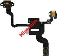 Шлейф iPhone 4 4G включения датчик приближения