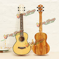 Deviser укулеле UK-LA6 26-дюймовые четыре гитара тигровые полосы