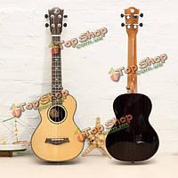 Изобретатель укулеле UK-LA5 26 дюймов четыре гитара ели панель