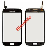 Сенсор для Samsung i8550, i8552 Galaxy Win черный