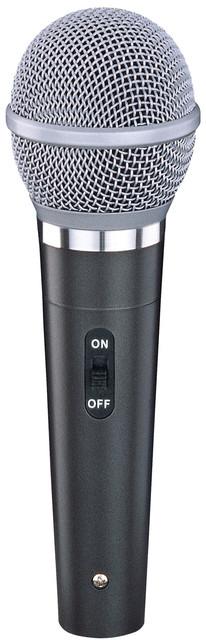 Вокальные динамические микрофоны (проводные)