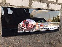 Задние фонари на ВАЗ 2109 аналог Освара (черные), фото 1