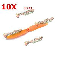 10X Gemfan 5030 с прямым приводом винта для моделей радиоуправляемых