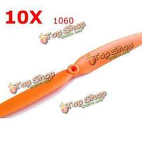 10X Gemfan 1060 с прямым приводом винта для моделей радиоуправляемых