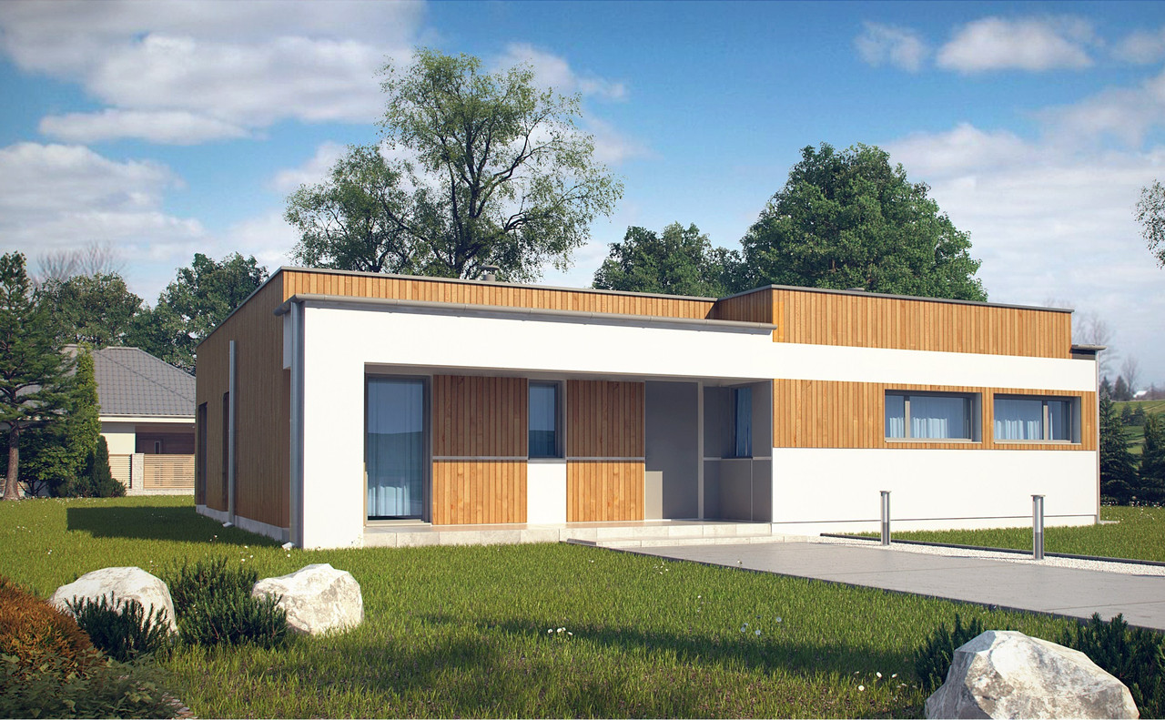 Проект Дома № 3,9