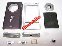 Корпус для Nokia N95 серебристый High Copy BEST