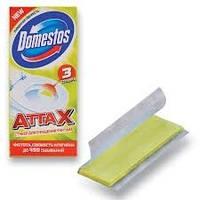 Чистящее средство Доместос стикер для унитаза