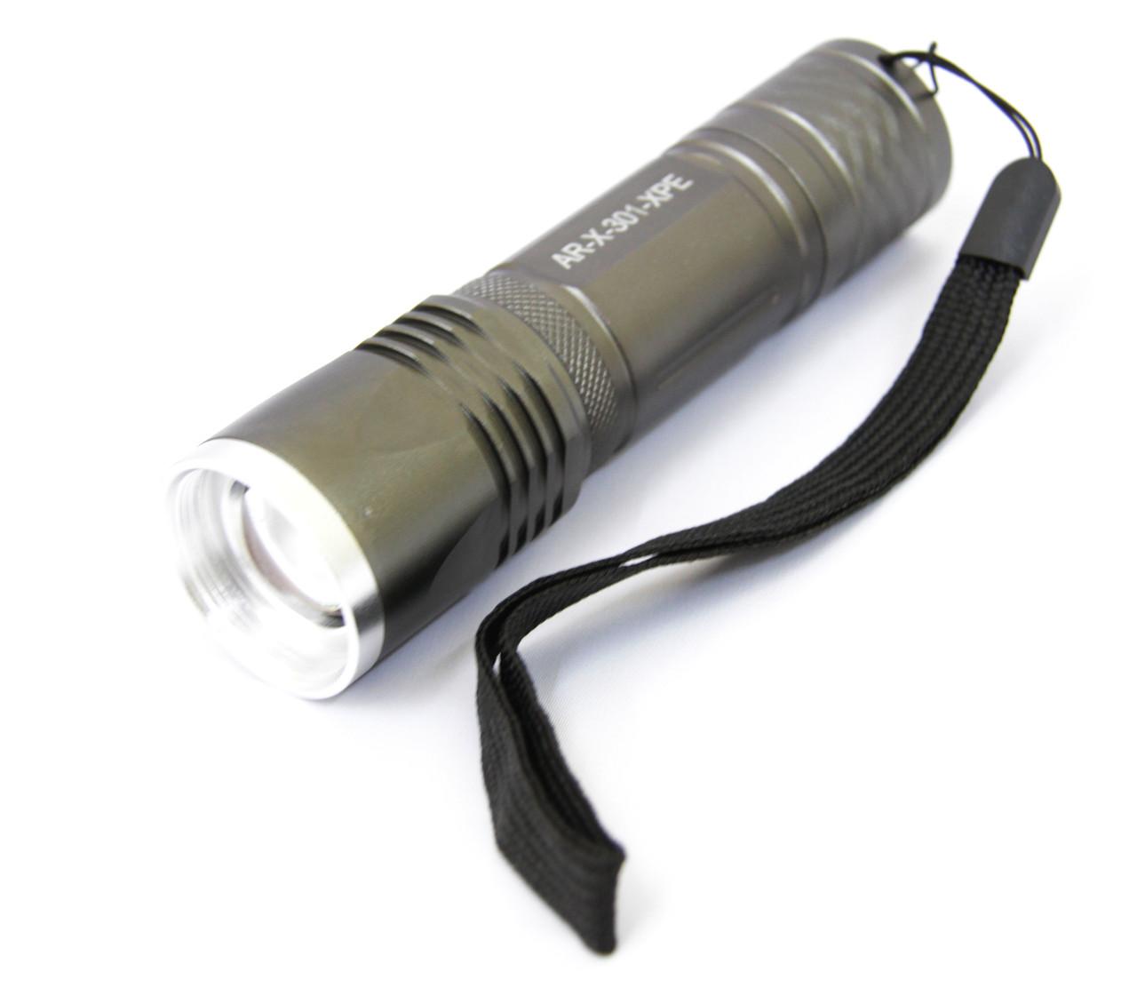 Фонарик светодиодный Police Х301 T6