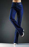 Яркие женские штаны