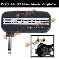 JOYO JA-03 мини-электрический гитарный усилитель карман мощный звуковой эффект