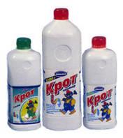 Крот Санитар 1,2 л жидкость для прочистки водосточных труб