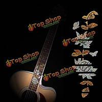 Электрическая гитара гриф резной поделки стикер